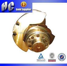 Used for Mercedes Benz OM422 engine part crankshaft