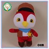 The customize top sale soft sheriff parker cats plush toy