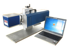 plastic co2 laser marker laser machinery tools for sale