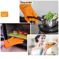silicone glove potholder