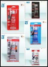 adhesive glue RTV silicone sealant gasket maker 85g with super glue manufacturer