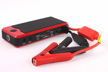 3 In 1 mini booster 12 volt jump starter battery with SOS flashlight