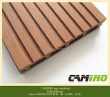 A buon mercato unti- slittamento sintetiche per esterni plastica tavole struttura di legno