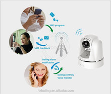 3g WCDMA burglar alarm system 3g video camera security alarm