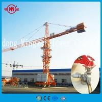 Moving tower crane price QTZ100(6010)