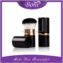 Wonderful retractable makeup brush
