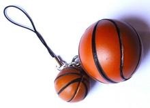 custom basketball 3d keychains NBA souvenir gifts keyrings