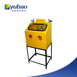 Sandblaster large with single valve and foot