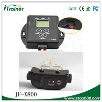 Electronic Pet Fencing System New design Indoor dog training Electric shock for dog X800