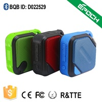 Newest stereo subwoofer wireless bluetooth speaker for car with hand free mic wireless