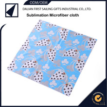 Sublimation printing Sublimation printing microfiber cleaning cloth wipes