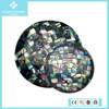 Wholesale Abalone Shell interchangeable Coin Pendant Jewelry