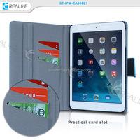 Best quality PU case for ipad mini 2,for ipad mini 2 book case