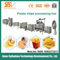 semi-automatic potato chips slicing machine