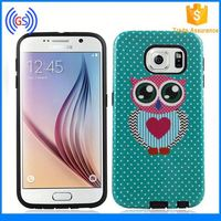 Pc Tpu Mobile Phone Case For Galaxy Fame S6810 Accessory