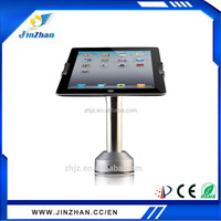 new products 2015 anti theft lock metal 360 rotating tablet stand