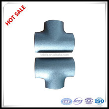 Baoding Bifa new product natural gas hdpe pipe line fitting reducer & barred tee