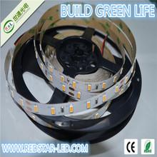 12V 5M 5730 5630 Brighter Warm White Flexi LED Strip Light 60 LEDs/m IP65 DC 12V