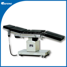 DDS-8805 C arm Radiolucent Operating Theatre Table
