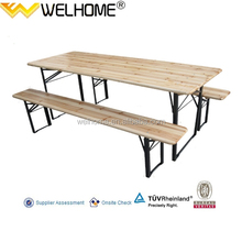 Hot Sale Beer table sets with two legs