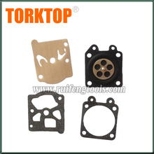 wood cutting machine chain saw carburetor carb gasket with CE certified