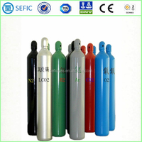 TPED/CE/GB/DOT ISO165 13.4L High Pressure CO2 Gas Cylinder Seamless Steel Cylinders Hydrogen Gas Cylinder