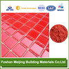 hot sale top quality dry paint pigments glass mosaic factory