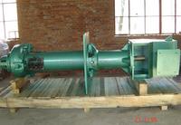 SP, SPR Sereis Vertical submerged solid waste water pump