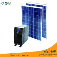 price per watt solar panels 300w solar energy system for home use solar power system (BYGD300Y)