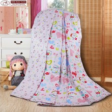 China wholesale printed home bedding 100% microfiber cotton patchwork quilt