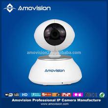QF518 creative web cameras camera surveillance system audio ir wireless ip camera
