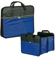 cargo organizer for car trunk cargo cooler bag