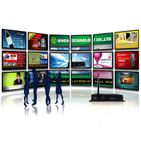 Best quality Digital Signage lcd media player for commercial use