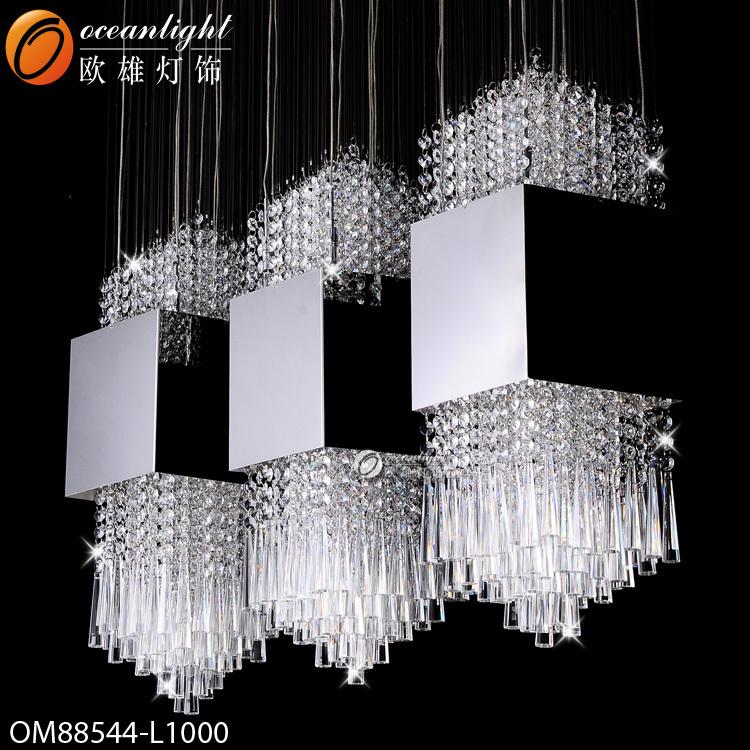 De Cristal De Iluminaci 243 N Bricolaje De Acero Inoxidable