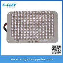 single side PCB assembly LED base board manufacturing PCB&PCBA for LED