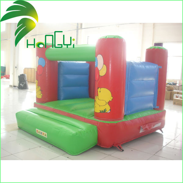 0.6mm pvc Indoor Durable  Inflatable Jumping Bouncer Combo2.jpg