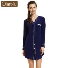 Qianxiu couples pjs sexy night skirt pajamas (HOT)