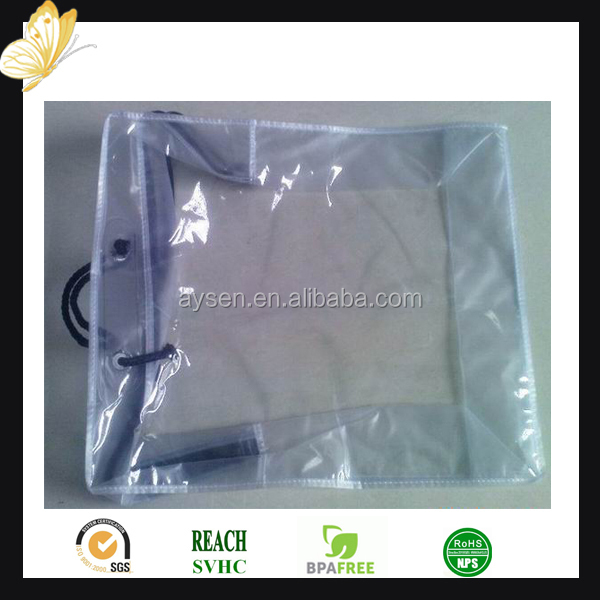 Пвх молния одеяло упаковывая мешок