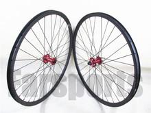 29er 27.4 Wide clincher mtb wheelset carbon 29,TUBELESS compatible!!!!