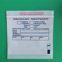Wholesale medicine plastic packaging bag