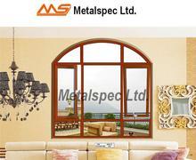 Make cheap aluminum vertical window for MSM50 series