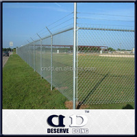 Cheap pvc coated woven iron wire diamond fencing/ square mesh fence