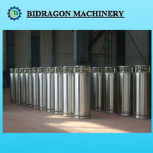 china promotion stainless steel LNG tank for sale