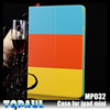three color leather case top-level sublimation phone case for Ipad Mini
