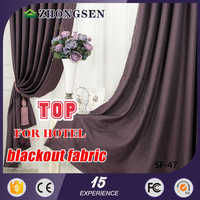 building printing blackout 10 year factory high quality red and black curtains