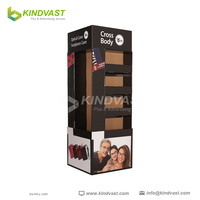 Walmart Full Pallet Display Stand for wallet