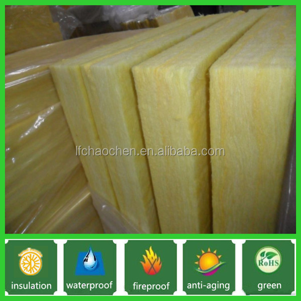 high density building insulation fiberglass insulation