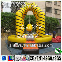 giant inflatable twister game,inflatable sport games