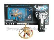 rc ufo rc flying disk rc helicopter JINTOYS-AH012017