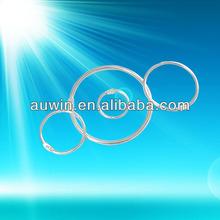 Fabricación de la fábrica de alta calidad popular libro anillo